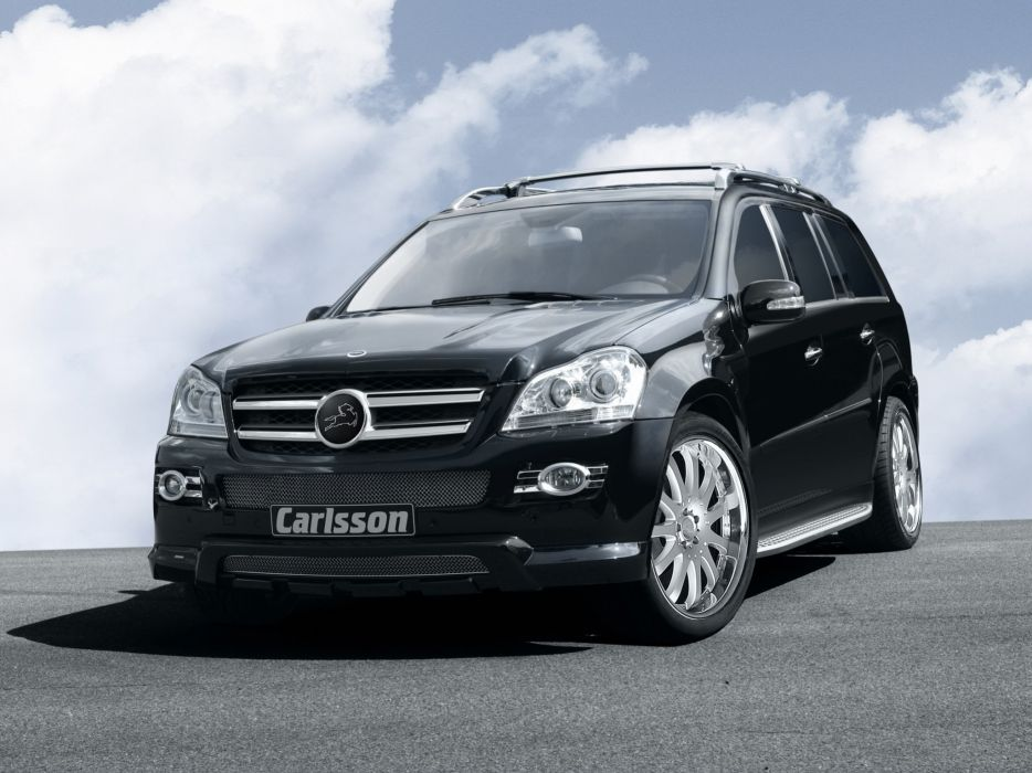 Carlsson CK-50 cars mercedes modified wallpaper