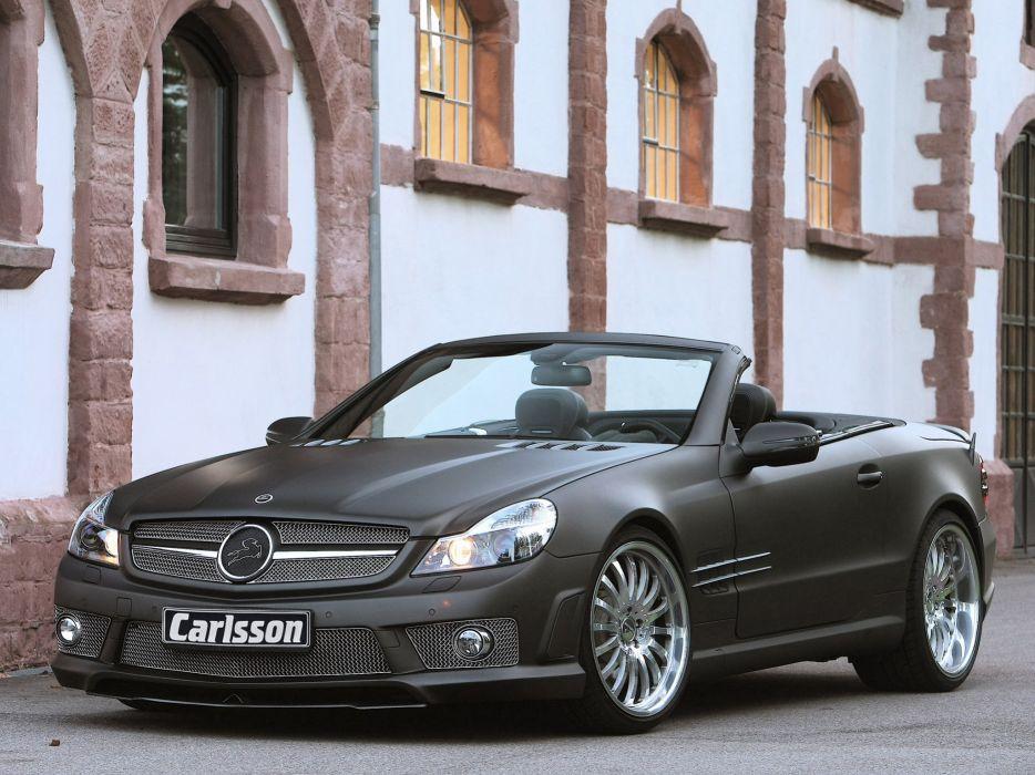 Carlsson CK-63-RS cars mercedes modified wallpaper