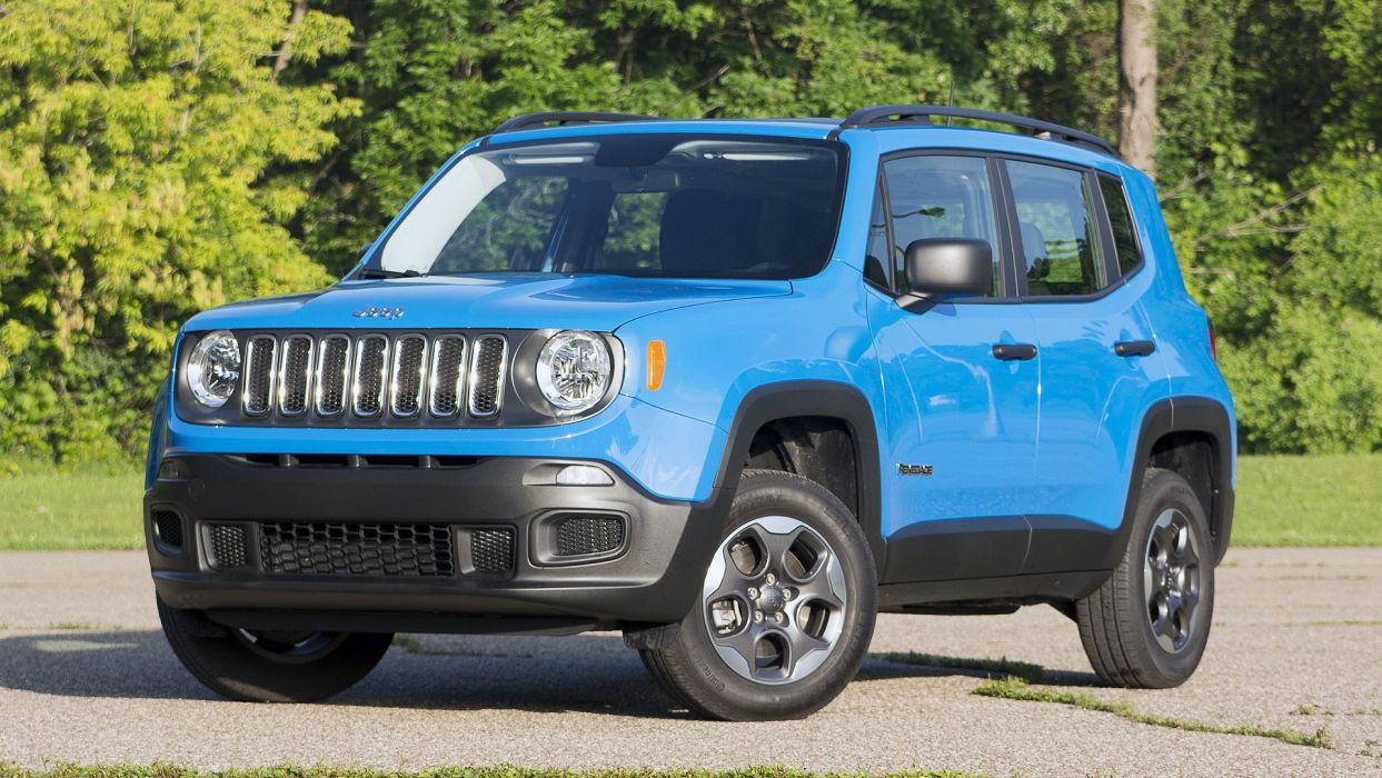 2015 Jeep Renegade Sport suv cars wallpaper