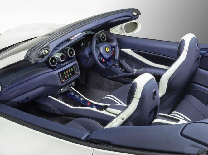 Ferrari California T By Tailor Made convertible cars 2015 wallpaper