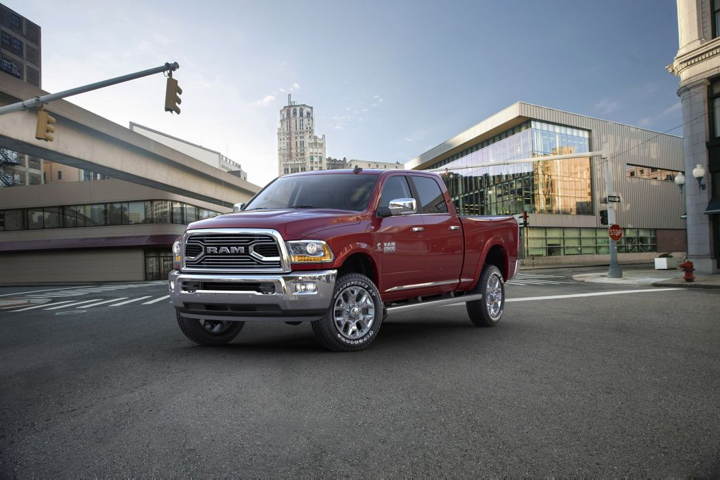2016 Ram 2500 pickup truck cars wallpaper