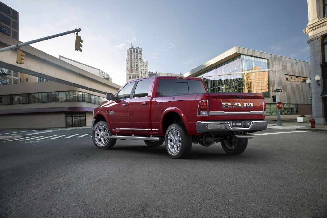 2016 Ram 2500 pickup truck cars wallpaper