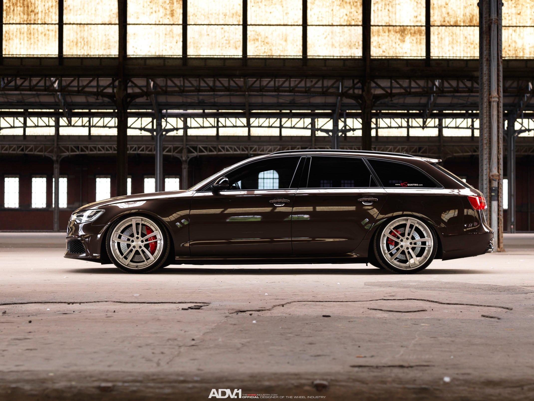 Adv 1 Wheels Gallery Audi A6 Avant Wagon Cars Tuning