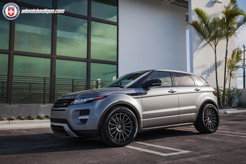 hre WHEELS GALLERY Range Rover Evoque cars tuning wallpaper