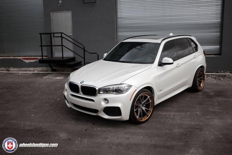 hre WHEELS GALLERY BMW-X5 M-Sport cars tuning wallpaper