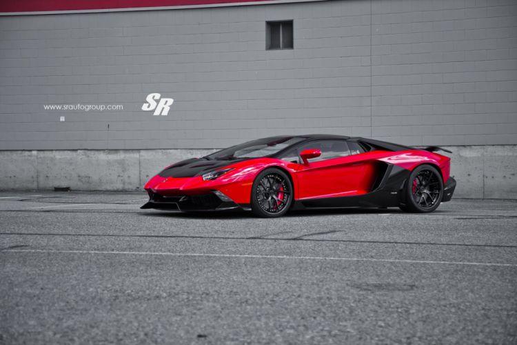 Lamborghini Aventador pur wheels supercars cars tuning wallpaper