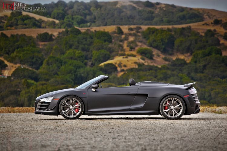 Audi-R8-GT-Spider cars wallpaper