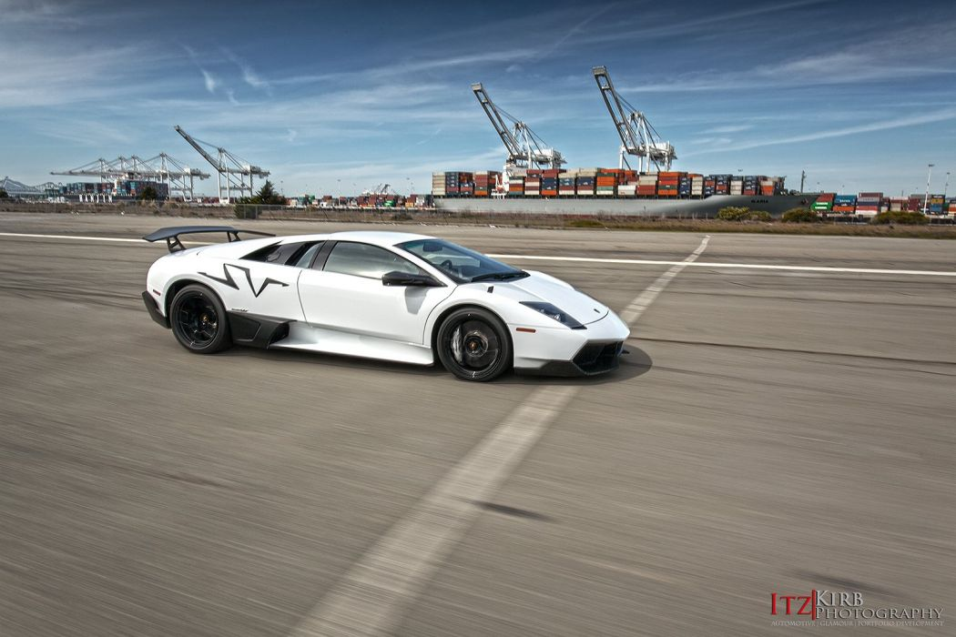 Murcielago LP670-4 SV Lamborghini cars supercars wallpaper