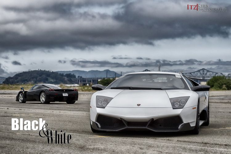 Murcielago LP670-4 SV Lamborghini cars supercars wallpaper