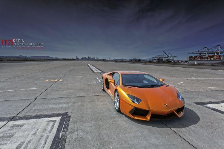 Lamborghini Aventador cars supercars wallpaper