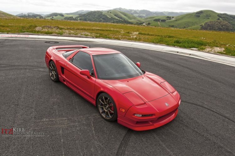 Acura NSX cars coupe wallpaper