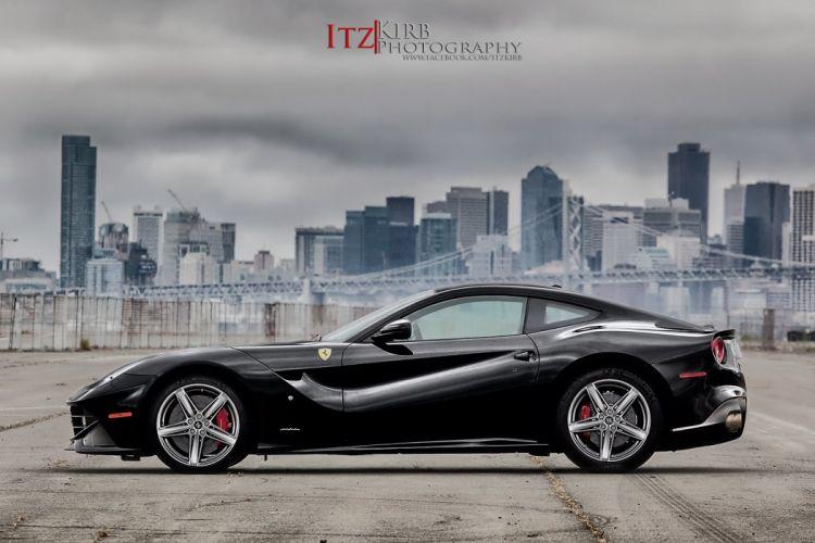 Ferrari F12 Berlinetta cars coupe wallpaper