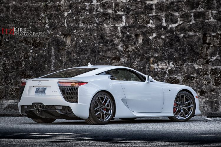 Lexus LFA coupe cars supercar wallpaper