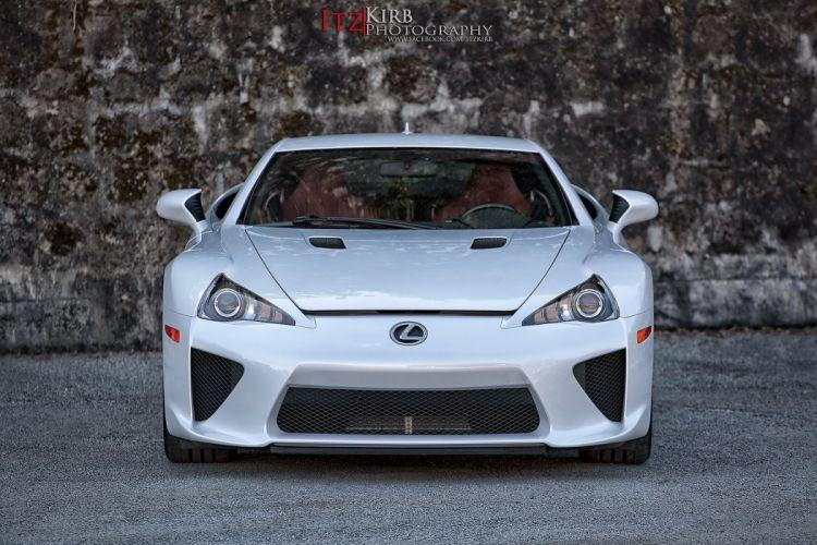 Lexus LFA coupe cars supercar wallpaper
