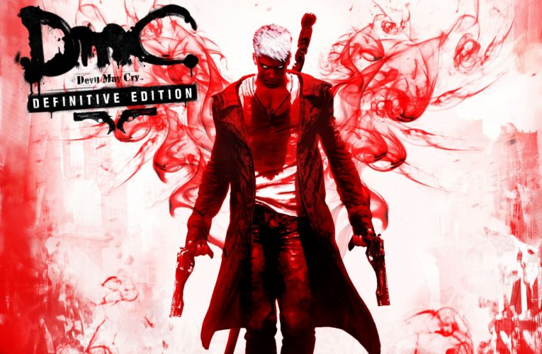 DEVIL MAY CRY dmc fantasy action adventure fighting warrior martial arts poster wallpaper