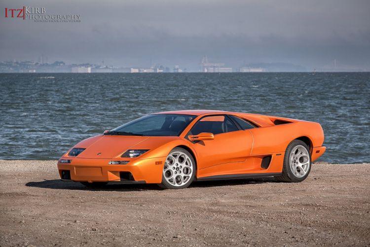 Lamborghini Diablo cars supercars wallpaper