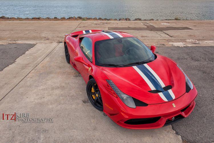 Ferrari 458 Speciale cars supercars wallpaper