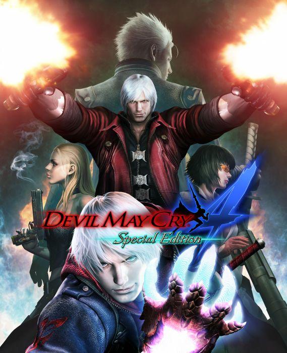 DEVIL MAY CRY dmc fantasy action adventure fighting warrior martial arts poster f wallpaper
