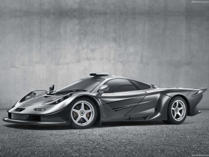 McLaren-F1-GT cars supercars 1997 wallpaper