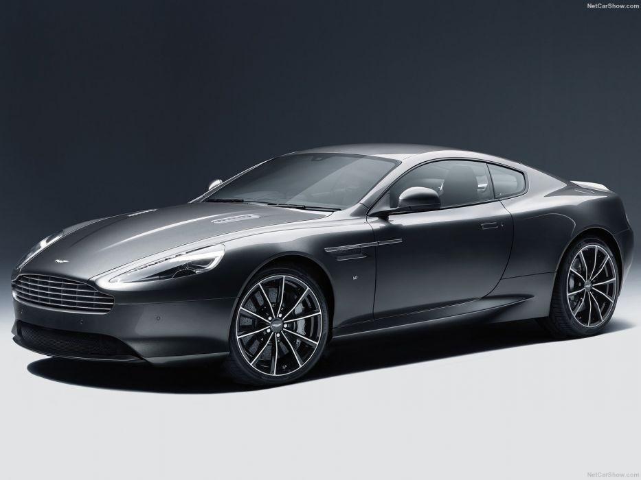 Aston Martin DB9-GT cars 2016 wallpaper