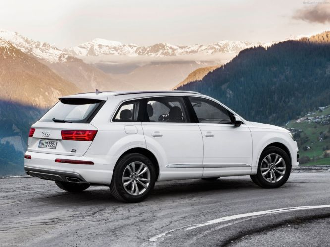 Audi-Q7 cars suv 2016 wallpaper