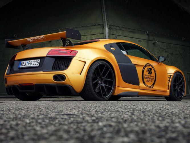 Prior-Design Audi-R8 GT850 cars modified 2013 wallpaper