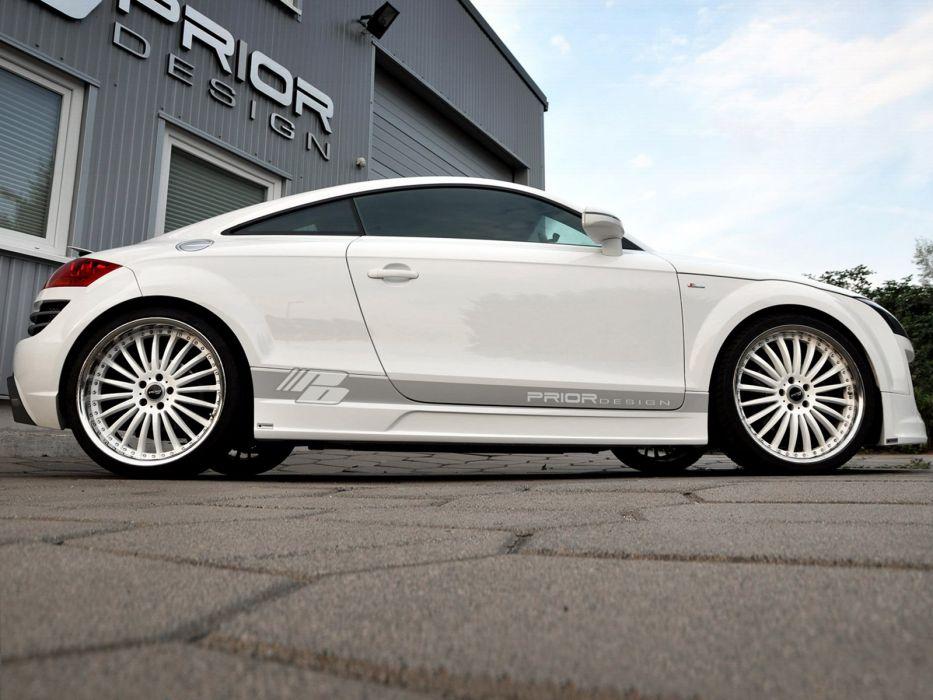 Prior-Design Audi TT Coupe cars modified 2010 wallpaper
