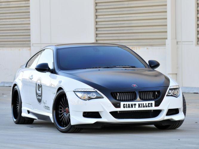 Prior-Design BMW-M6 Hurricane (E63) cars modified 2010 wallpaper