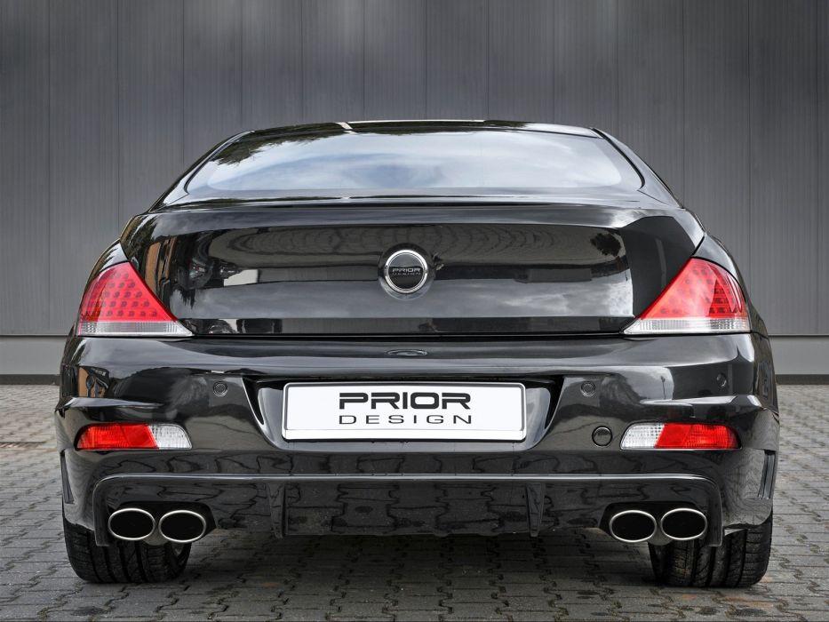 Prior-Design BMW-M6 PD450 (E63) cars modified 2010 wallpaper