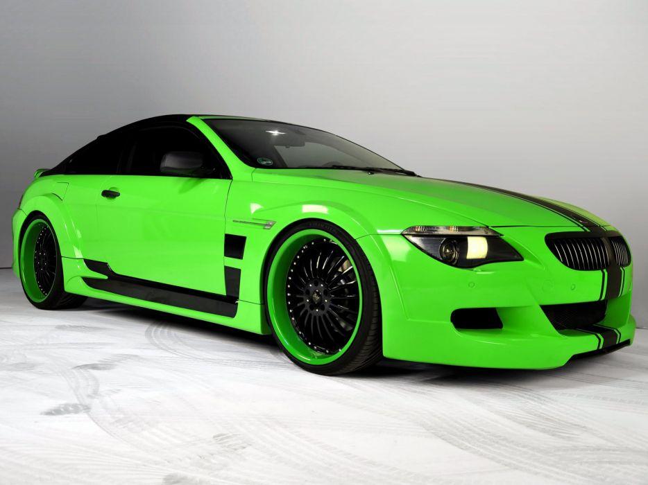 Prior-Design BMW-M6 PD550 (E63) cars modified 2010 wallpaper