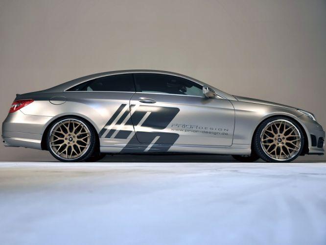 Prior-Design Mercedes-Benz e-Klasse PD70 (C207) cars modified 2011 wallpaper