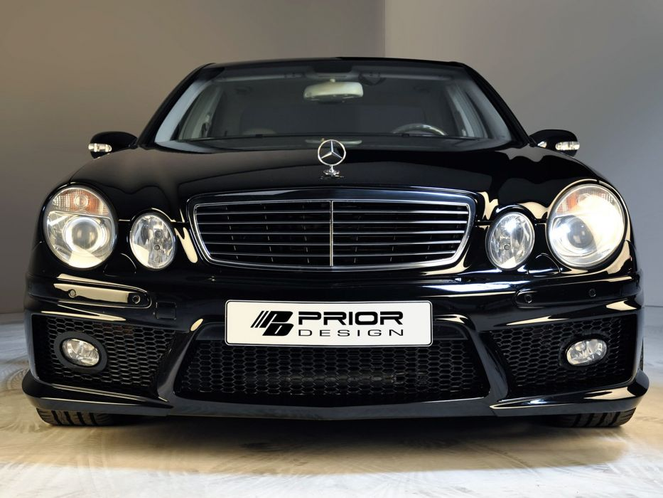 Prior-Design Mercedes-Benz E-Klasse PD65 (S211) cars modified 2009 wallpaper