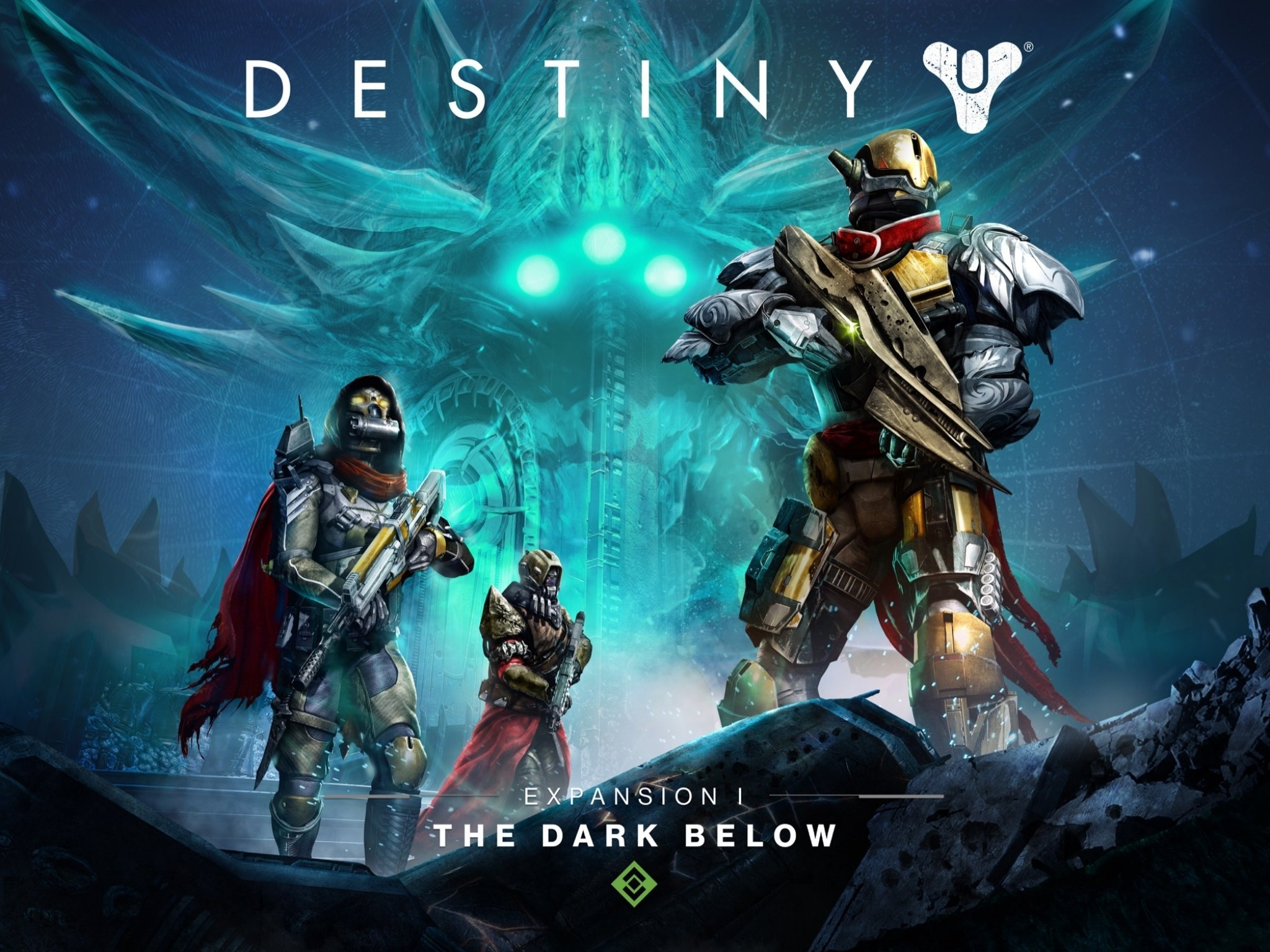 DESTINY sci-fi shooter fps action fighting futuristic ...