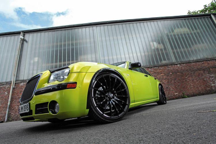 2015 HplusB-Design Chrysler 300C cars wagon modified wallpaper