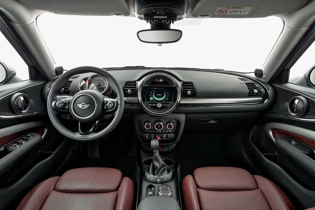 MINI Cooper-D Clubman (F54) cars 2015 wallpaper