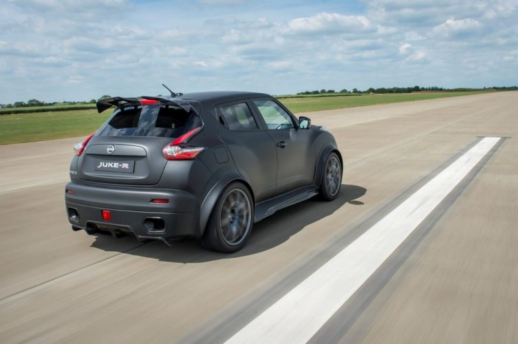 Nissan Juke-R (2 0) cars 2015 wallpaper