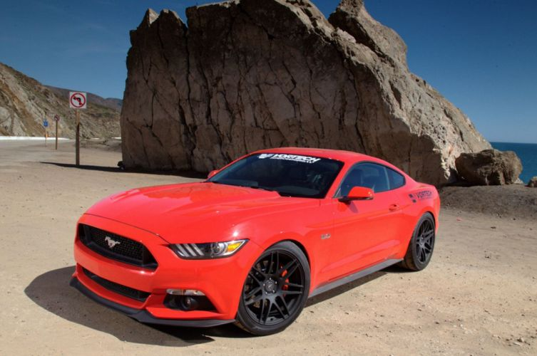 2015 Ford Mustang GT Competition Supercar Muscle USA -05 wallpaper