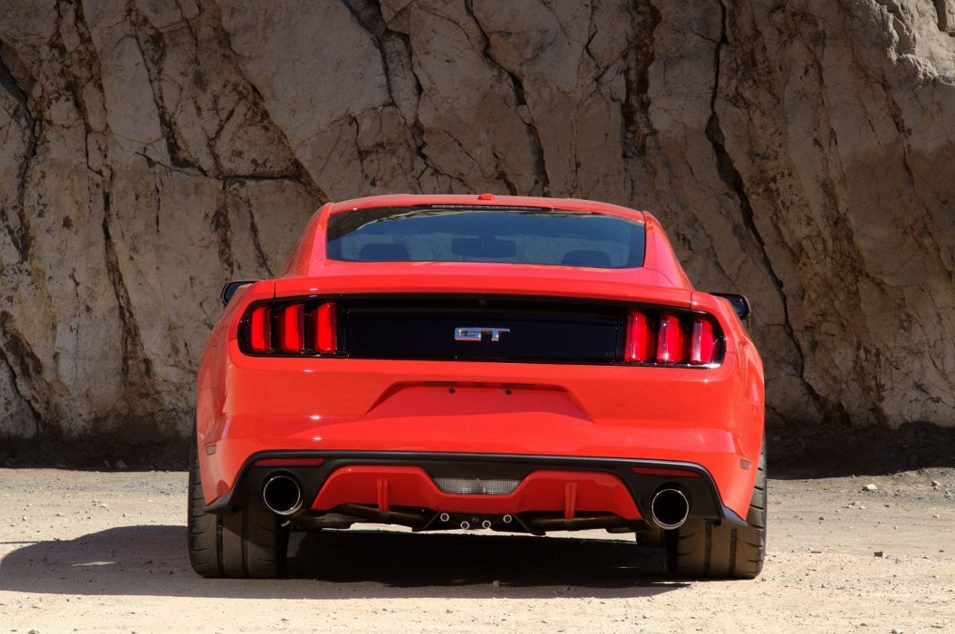 2015 Ford Mustang GT Competition Supercar Muscle USA -08 wallpaper