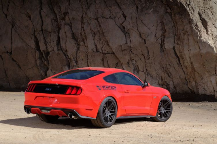 2015 Ford Mustang GT Competition Supercar Muscle USA -09 wallpaper