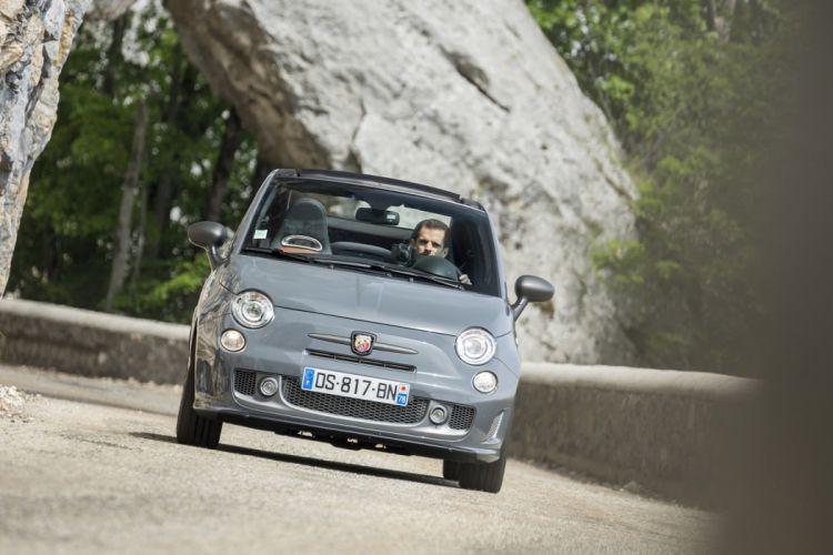 Abarth fiat 595C Competizione cars 2012 wallpaper