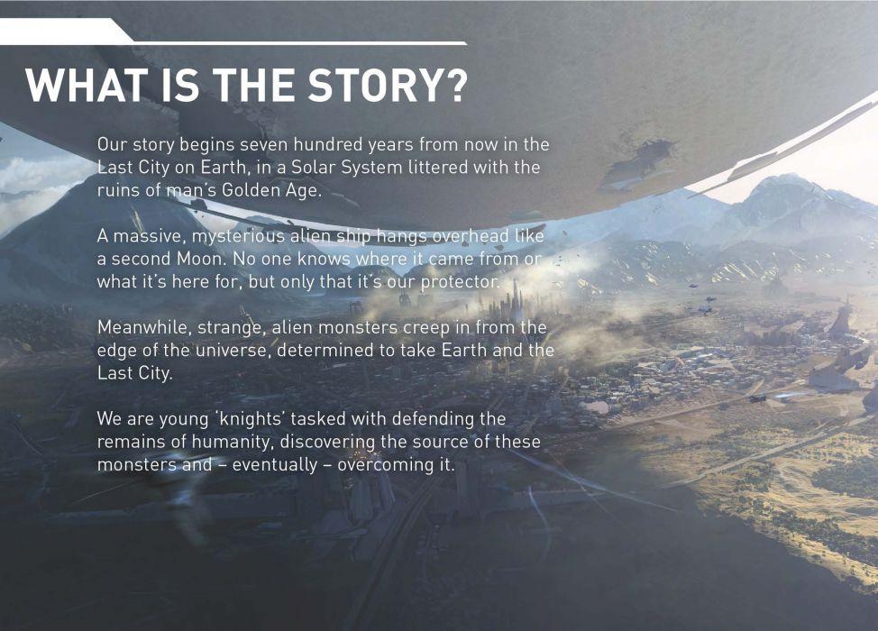 DESTINY sci-fi shooter fps action fighting futuristic warrior rpg mmo online artwork poster j wallpaper