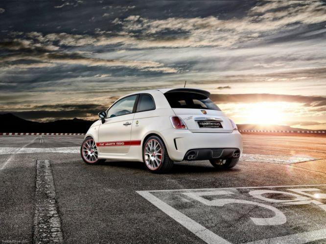 Fiat 595 Abarth 50th Anniversary 2014 wallpaper