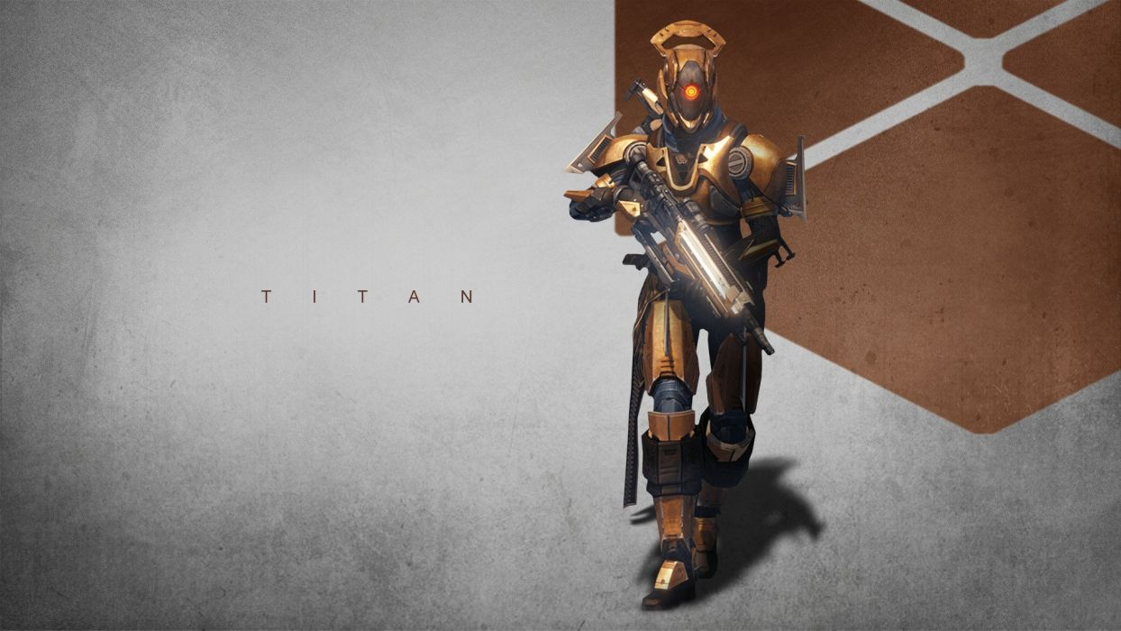DESTINY sci-fi futuristic mmo rpg artwork action fighting warrior fps shooter poster g wallpaper