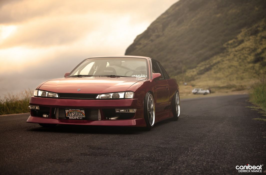 Nissan 240sx S13 tuning custom 240 wallpaper