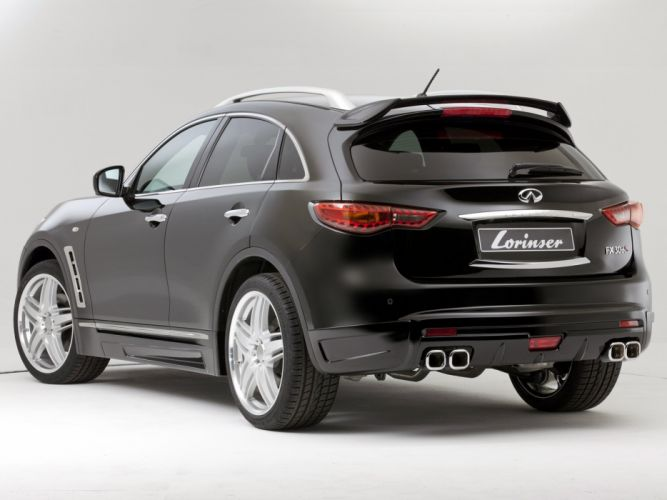 Lorinser Infiniti FX 30dS cars suv 2011 wallpaper