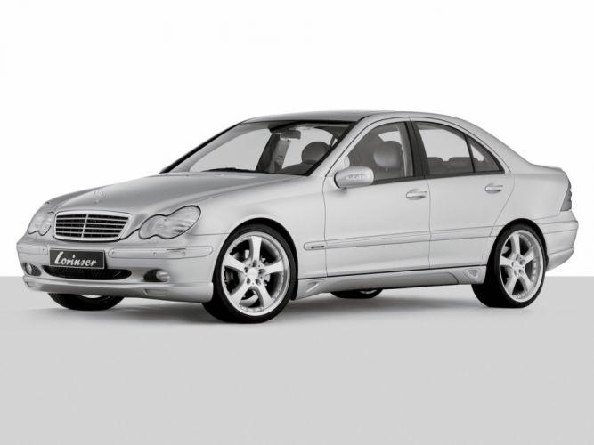Lorinser Mercedes-Benz C-Klasse (W203) sedan '2000 cars 2000 wallpaper