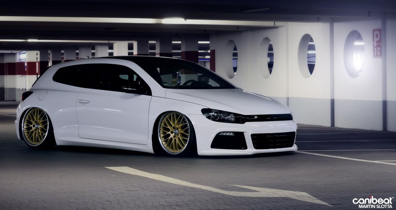 volkswagen scirocco tuning custom wallpaper 1920x1020. Black Bedroom Furniture Sets. Home Design Ideas