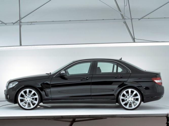 Lorinser Mercedes-Benz C-Klasse (W204) modified cars 2007 wallpaper