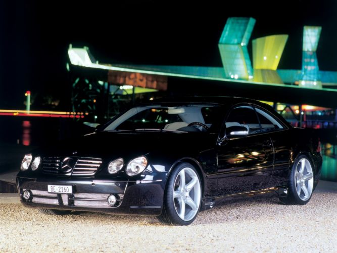 Lorinser Mercedes-Benz CL-Klasse (C215) cars modified 2007 wallpaper
