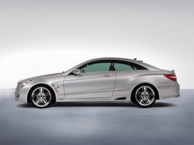 Lorinser Mercedes-Benz e-Klasse coupe (c207) cars modified 2009 wallpaper